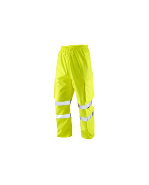 L01 LEO Appledore Class 1 Cargo Style Hi-Vis Overtrouser
