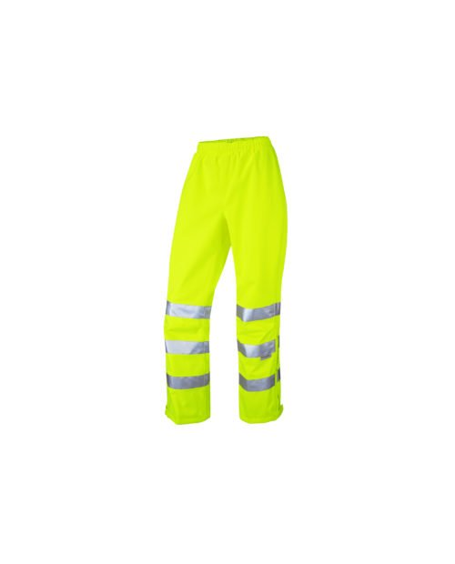 LL02 LEO Hannaford Class 1 Breathable Ladies Hi-Vis Overtrouser
