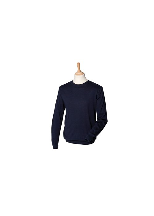 Henbury Crew Neck Sweater