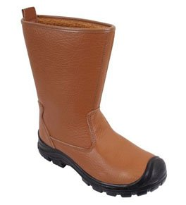 FUR LINED RIGGER SAFETY BOOT