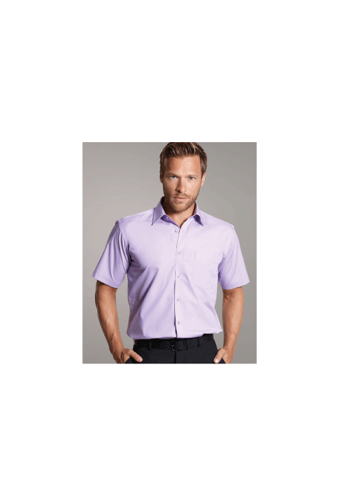 Short Sleeve Cotton Rich Shirt