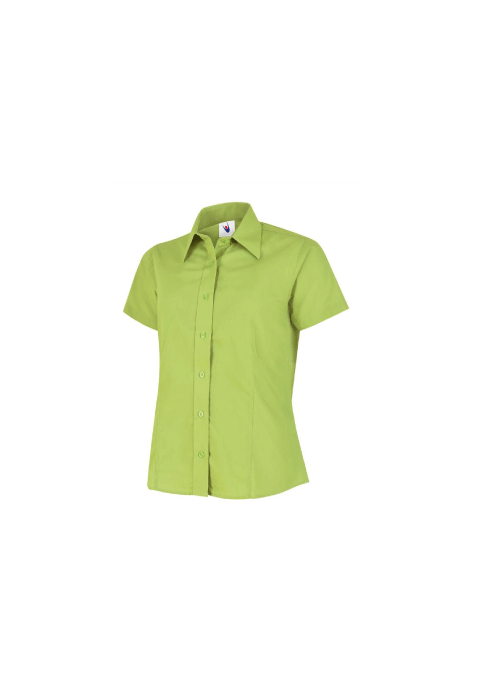 Ladies Classic Short Sleeve Blouse