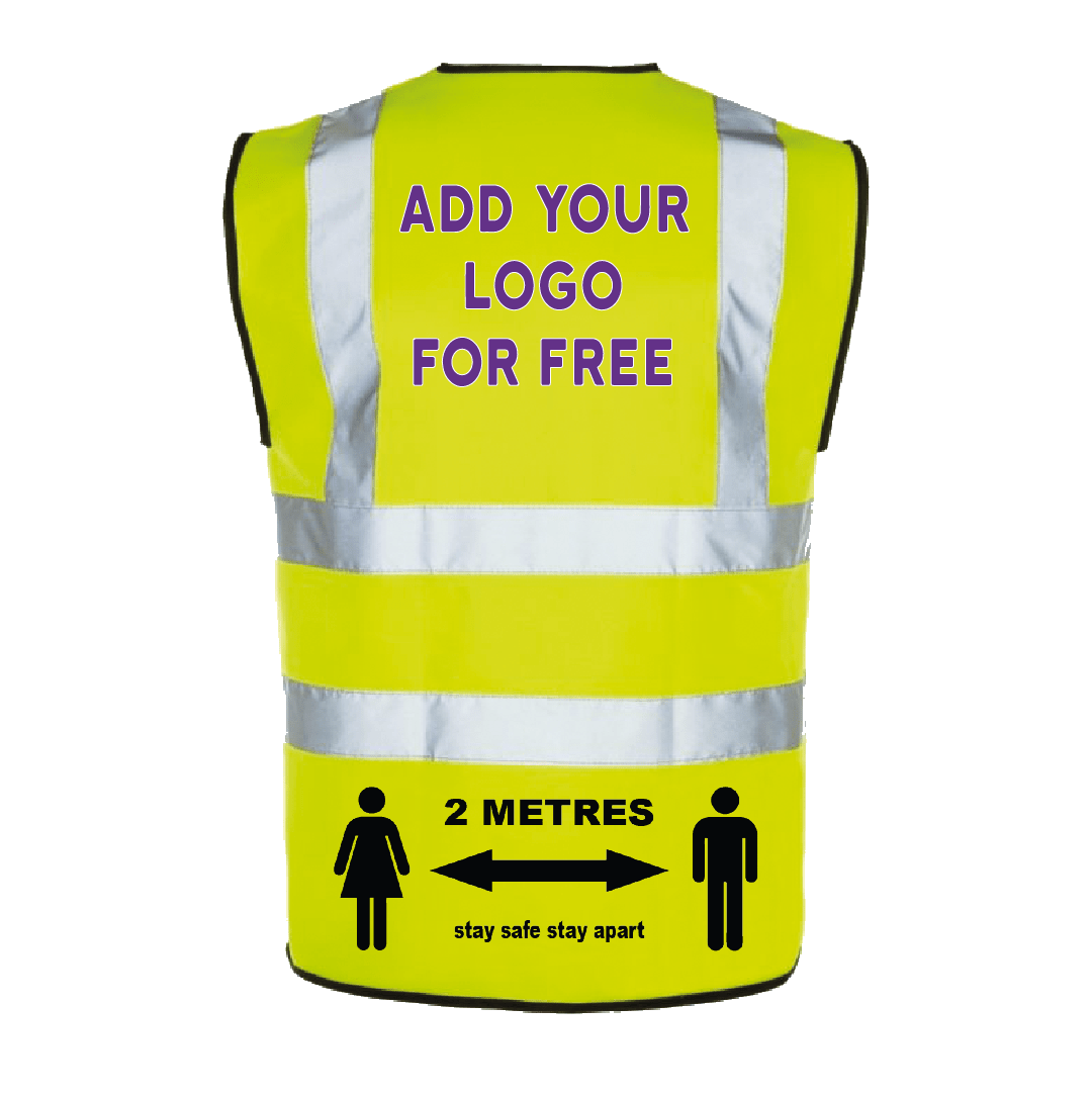 SD Hi-Vis Vest Bundle Deal 50