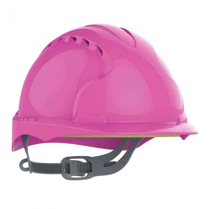 JSP® EVO®2 VENTED SAFETY HELMET